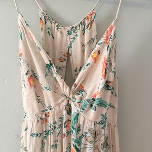 Billabong High-Lo Maxi Dress